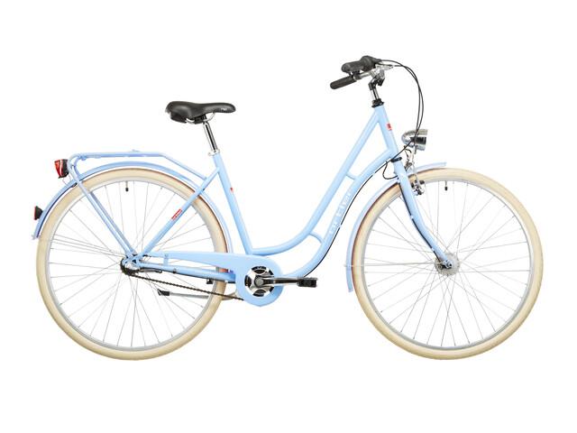 Ortler Detroit 3s Citybike Damer blå